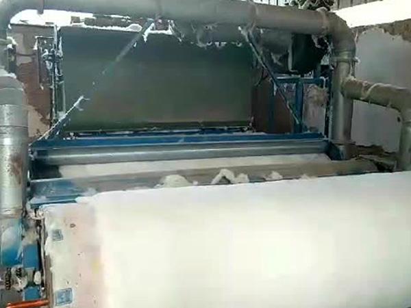 河南客户用了五年的机器